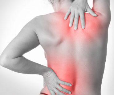 Rückenschmerzen – Nackenschmerzen